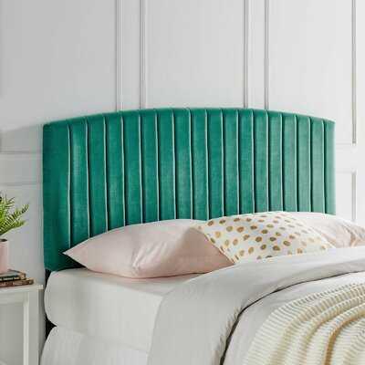 Colunga Upholstered Panel Headboard - Wayfair