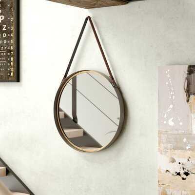 Bridgeview Modern & Contemporary Wall Mirror - Wayfair