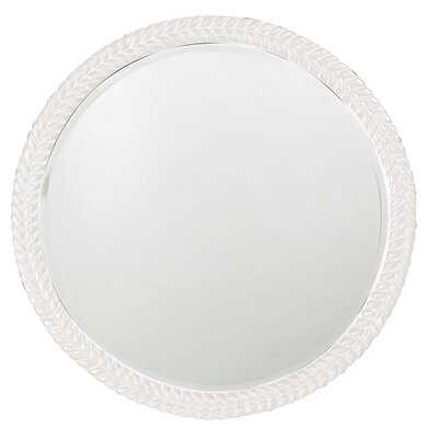 Aminah Modern and Contemporary Beveled Accent Mirror - Wayfair