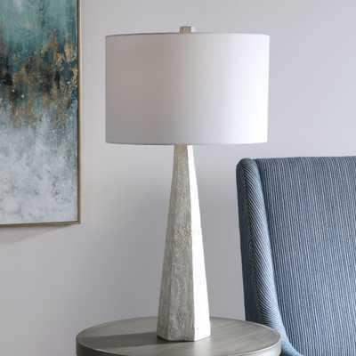 Apollo Concrete Table Lamp - Hudsonhill Foundry