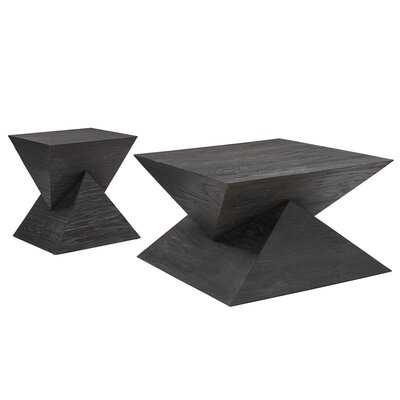 Emington 2 Piece Coffee Table Set - Wayfair