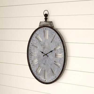 Bagby Wall Clock - Birch Lane