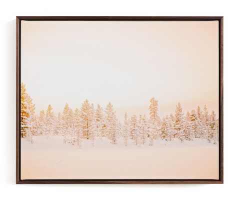 Finnish Forest Art Print - Minted