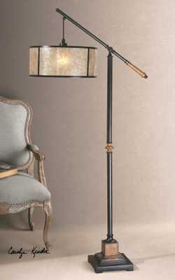 Sitka Lantern Floor Lamp - Hudsonhill Foundry