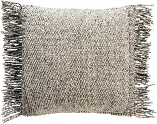 "Faroe , 18"" Pillow with down insert - Neva Home"