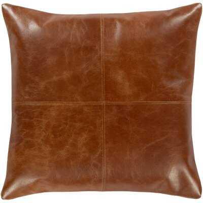 "Hager 18"" Throw Pillow Cover - Birch Lane"