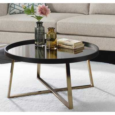 Sisemore Frame Coffee Table - Wayfair