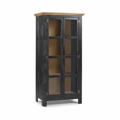 Colucci Reclaimed Glass Accent Cabinet - Wayfair