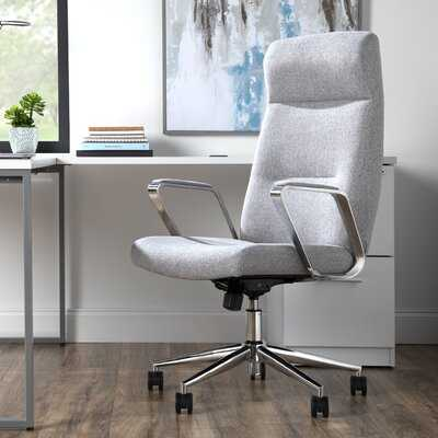 Exalt Premium Executive Chair, Gray - Wayfair