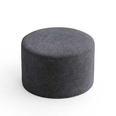 "Annyston 24"" Round Cocktail Ottoman - Wayfair"