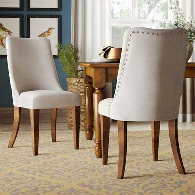 Parton Upholstered Dining Chair (Set of 2) - Birch Lane