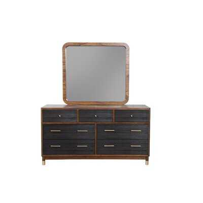 7 Drawer Double Dresser - AllModern