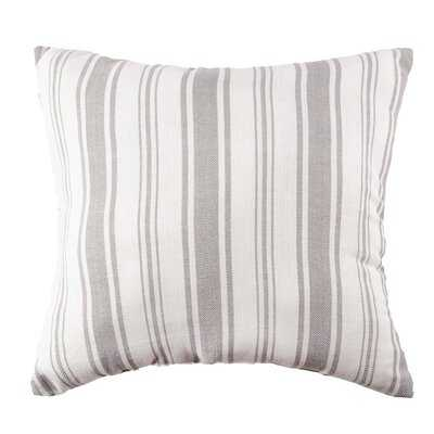 Ballentine Cotton Striped Throw Pillow - Wayfair