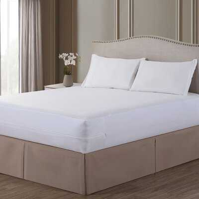 Letman Cool Hypoallergenic and Waterproof Mattress Cover - Birch Lane