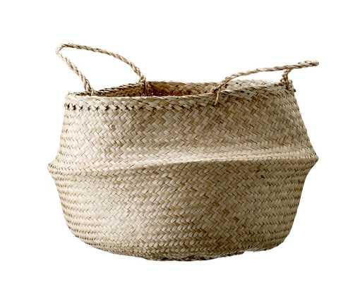 Talia Basket, Large, Natural - Roam Common