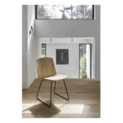 Ethnicraft Facette Solid Wood Dining Chair - Perigold