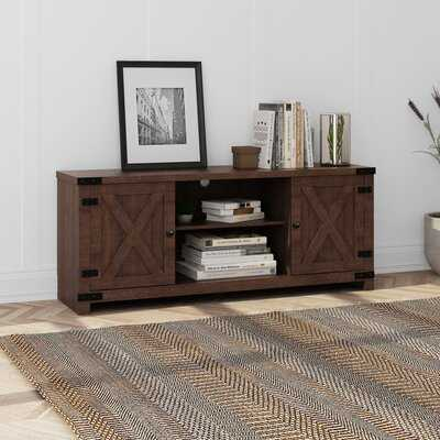 "Charles TV Stand for TVs up to 60"" - Wayfair"