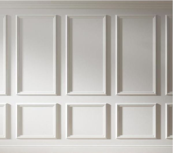 3/8 in. x 40 in. x 20 Hover Image to Zoom 3/8 in. x 40 in. x 20 in. Prescott White PVC Decorative Wall Panel (2-Piece) in. Prescott White PVC Decorative Wall Panel (2-Piece)