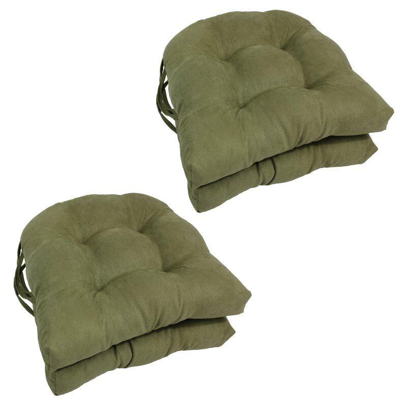 Abbottsmoor Dining Chair Cushion (Set of 4)