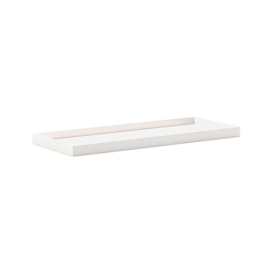 Arlo White Changing Table Topper