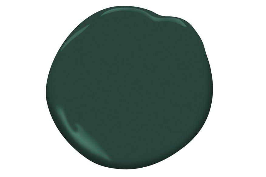 Hunter Green (2041-10), Satin Finish, Gallon Size