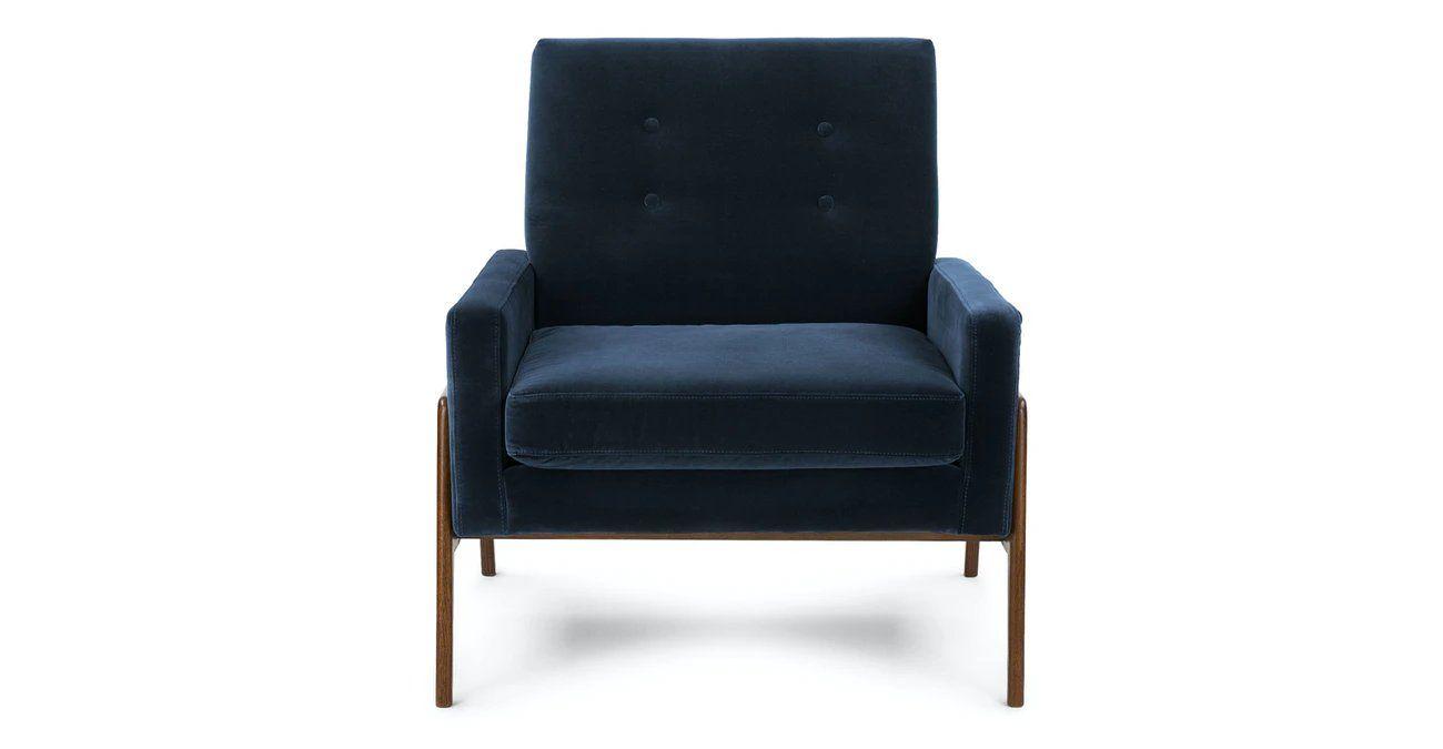 Nord Cascadia Blue Chair