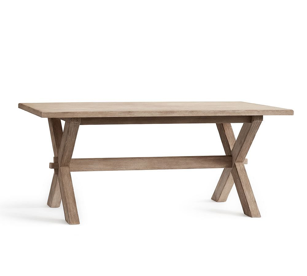 Toscana Dining Table, Seadrift