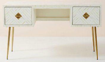 Optical Inlay Desk