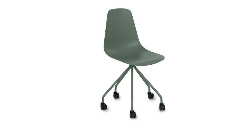 Svelti Aloe Green Office Chair