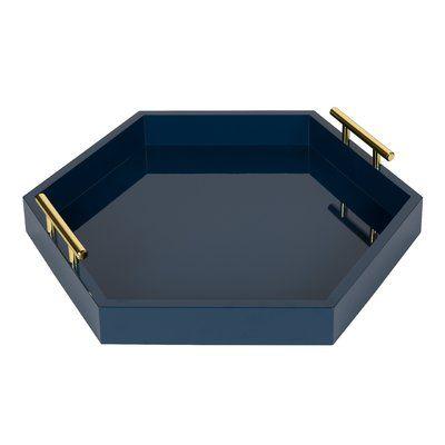 Hepner Hexagon Vanity Tray