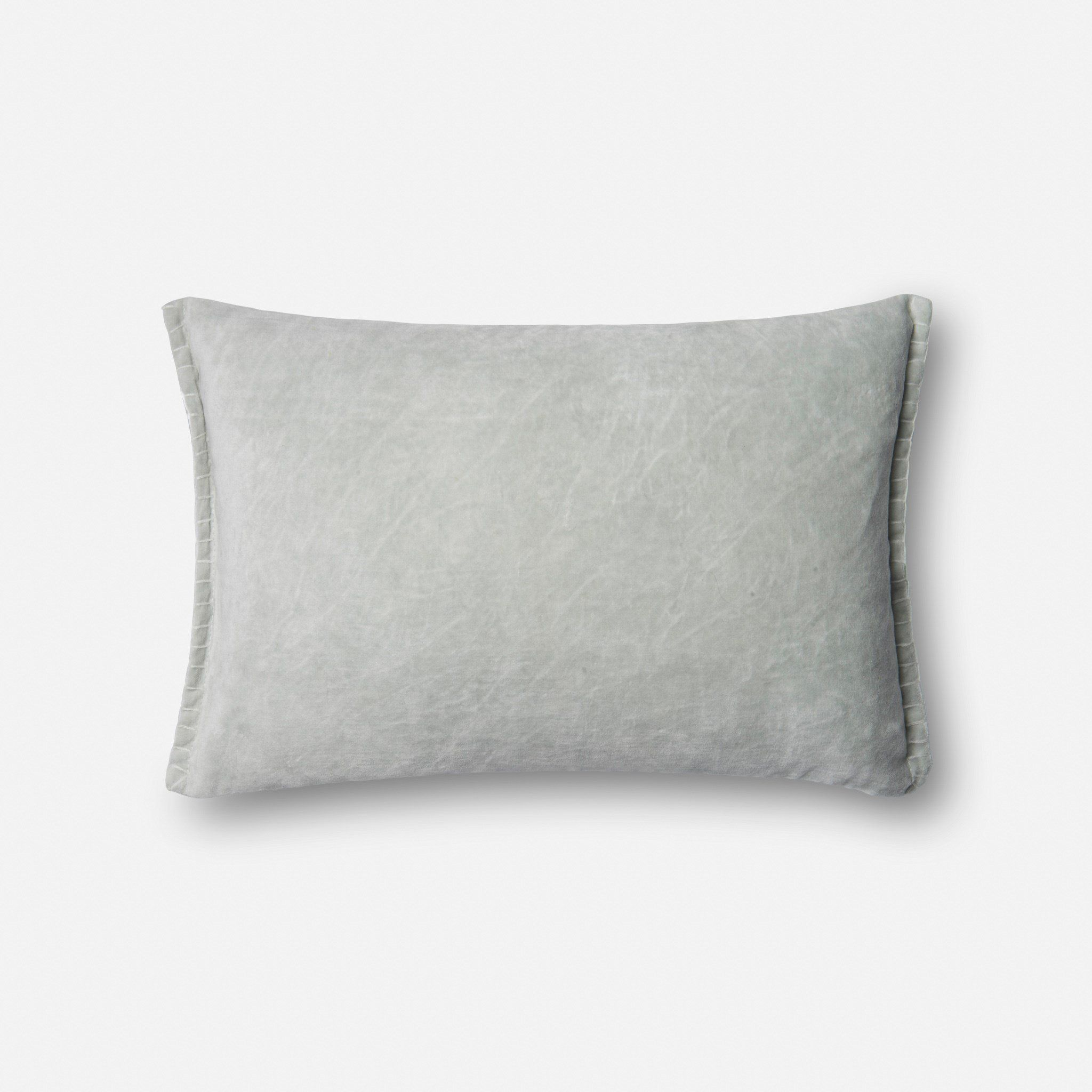 """PILLOWS - SEAFOAM GREEN - 13"""" X 21"""" Cover Only"""