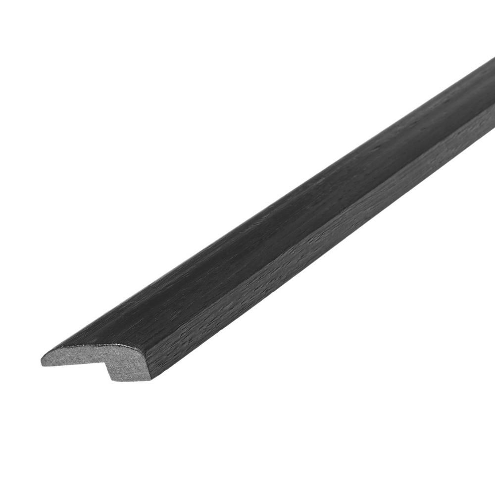 Shaw Vista Shoreline 5/16 in. Thick x 1-3/4 in. Wide x 94 in. Length Vinyl Baby Threshold Molding