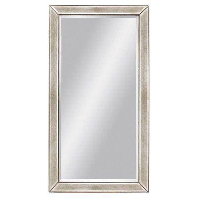 Kehl Modern & Contemporary Beaded Full Length Mirror