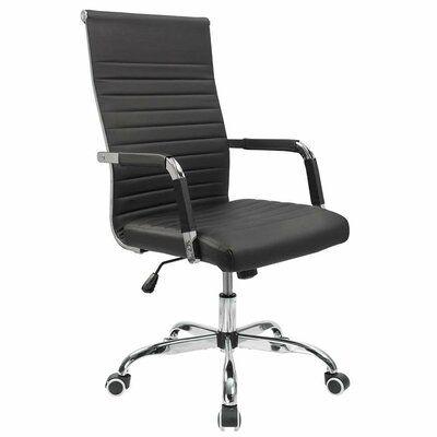Renda Mid-Back Ribbed Task Chair