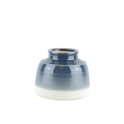 Abshire Ceramic Handled Table Vase