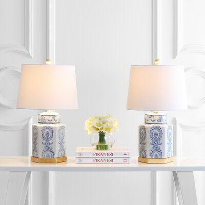 Mccreary 23'' Table Lamp Set