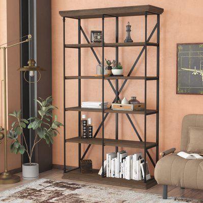 Borgata Etagere Bookcase