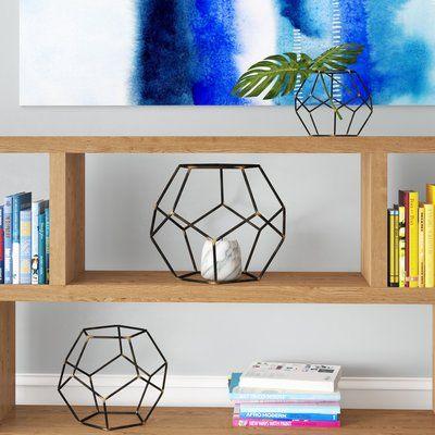 3 Piece Beckett Geometric Orb Set