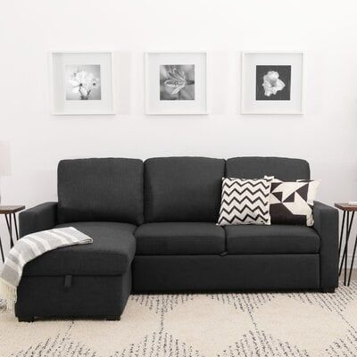Maumelle Reversible Sleeper Sectional