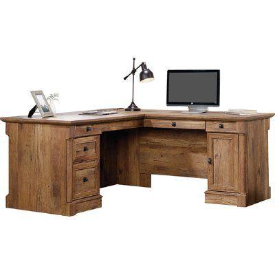 Orviston L-Shape Desk