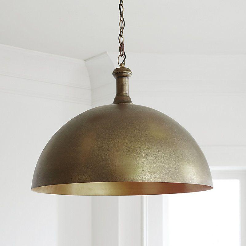 Bodhi Dome Pendant   - Ballard Designs