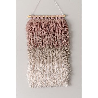 Destrie Contemporary Hand-Woven Wall Hanging