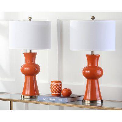 """Garlen 30"""" Table Lamp Set"""