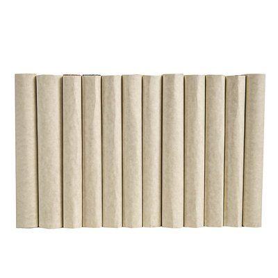 Authentic Decorative Books - By Color Modern Short Cream ColorPak (Wrap) (1 Linear Foot, 10-12 Books)