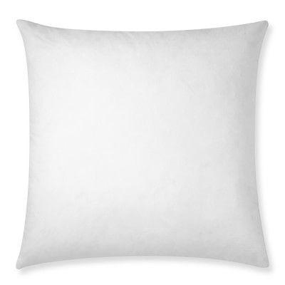 "Williams Sonoma Synthetic Decorative Pillow Insert, 24"" X 24"""