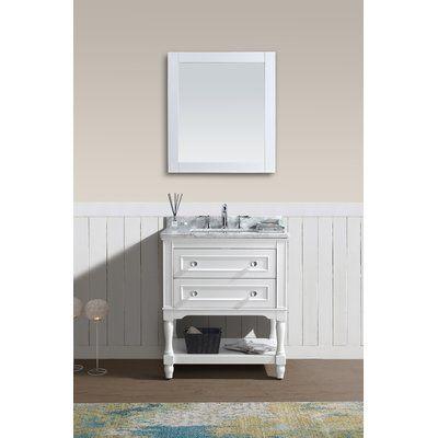 "Cape Cod 30"" Single Bathroom Vanity Set"