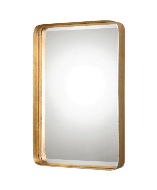 Tayla Mirror -  Gold