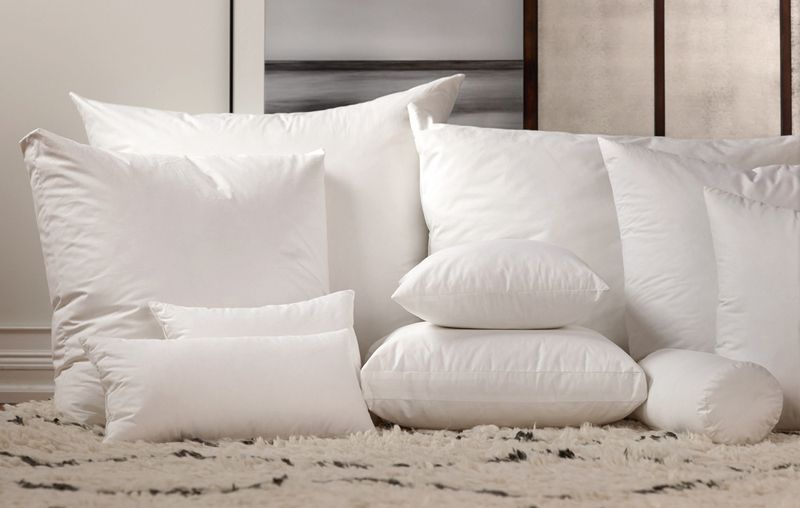 """Havenly Recommended Basic: Down Alternative  Pillow Insert - 18"""" x 18"""""""
