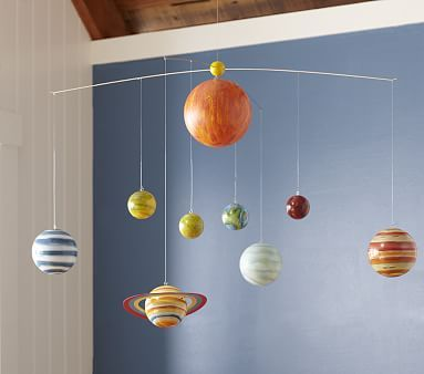 Planet Ceiling Mobile