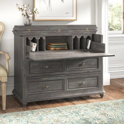 Collection 1 Integrated Charging Station Secretary Desk